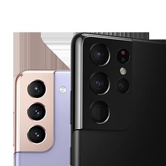 Galaxy S21カメラ性能比較